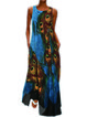 Vintage A-Line Cotton-Blend Dresses