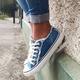 Women Comfy Canvas Slip-on Sneaker