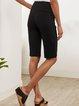 Casual simple basic shorts