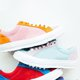 All Season Lace-Up Cloth Sneakers