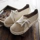 Women Vintage Slip-on Wearable Non-Slip Round Toe Loafers