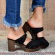 Leather Platform Other Shoes