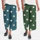 Casual Floral-Print Pants