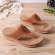 Women Hollow Out  Beach Casual Holiday Slippers