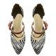 Women's Simple Buckle Casual High Heels
