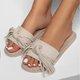 Bowknot Summer Home Wear Tassel Slippers
