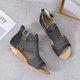 Sparkling Glitter Rhinestone Date Sandals