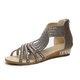 Rhinestone Sparkling Glitter Summer Sandals