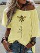 Printed Long Sleeve Shirts & Tops
