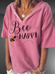 Printed Animal Casual Shirts & Tops