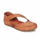 Cowhide Leather Flat Heel Summer Sandals