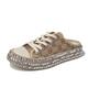 Women leopard Slip-on  Canvas Sneakers
