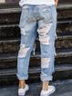 Blue Denim Pants