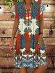 Vintage Short Sleeve Dresses