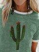 Women Summer Tee Plus Size Short Sleeve T Shirts