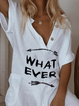 White Short Sleeve Linen Holiday V Neck One-Pieces