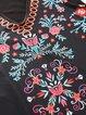 Ethnic Totem Printed V-neck Sleeveless Casual Dress