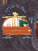 Casual Plus Size Short Sleeve Cartoon Car Printed Tee Shirts Tops