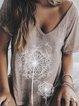 Plus Size Summer Tee Women T Shirts