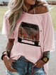 Cartoon Shirts & Tops