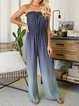 Casual Ruffled One-Pieces