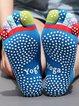 Cotton Casual Yoga Toe Socks