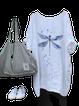 Animal Shift Cotton Short Sleeve Shirts & Tops