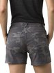 Camouflage Printed Casual Pockets Short Pants