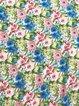 Summer Floral Maxi Dress Plus Size Short Sleeve Dresses