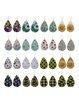 Pu Earrings