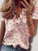 Vintage Short Sleeve Shirts & Tops