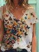 Multicolor Cotton Casual Shirts & Tops