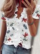 Animal Casual Shirts & Tops