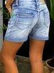 Casual Paneled Pants