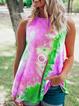 Sleeveless Casual Shirts & Tops
