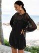 Black Long Sleeve Dresses