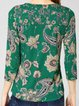 As Picture Casual Cotton-Blend Shirts & Tops