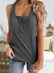 Casual Sleeveless Shirts & Tops