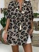 Leopard Boho Leopard Shirts & Tops