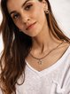 Star Plain Casual Necklaces