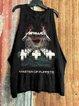 Cotton O-Neck Sleeveless Shirts & Tops