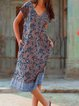 Vintage Printed Cotton Dresses