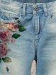 As Picture Denim Vintage Pants