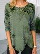 Green Vintage Shirts & Tops