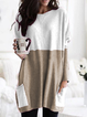Plus size Long Sleeve Casual Shirts & Tops