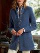 Blue Shift Long Sleeve Outerwear