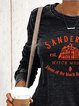 Sanderson Witch Museum Home Of The Black Flame Candle Hocus Pocus Pullover