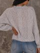 Shift Casual Long Sleeve Sweater
