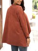 Rosewood Holiday Plain Paneled Cotton-Blend Outerwear