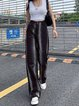 2020 European and American women's ins new gradient tie-dye washed loose straight slim jeans
